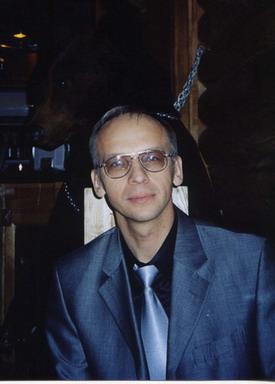 Сергей Петрович Лукин